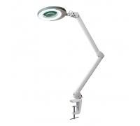 Лампа-лупа на струбцине (8 диоптрий) HARIZMA-10444