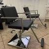 Парикмахерское кресло БРУТ-1