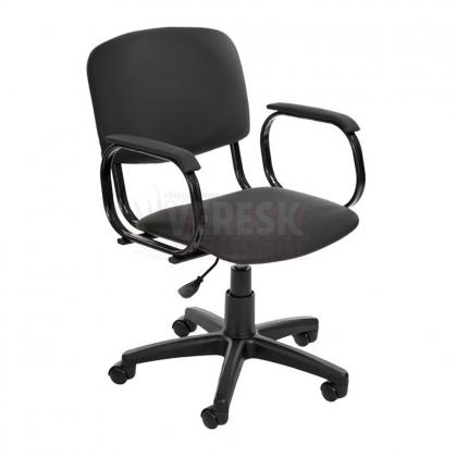 Парикмахерское кресло КОНТАКТ ПЛЮС на пневмоподъемнике
