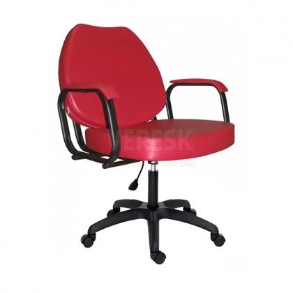 Парикмахерское кресло СОЛО на пневмоподъемнике