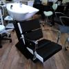Мойка парикмахерская ДАСТИ с креслом ЛИГА