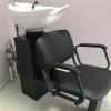 Мойка парикмахерская СИБИРЬ с креслом КОНТАКТ и глубокой раковиной