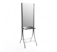 Парикмахерское зеркало ГАЛЕРИ 2 на колесах
