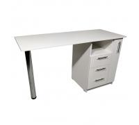 Маникюрный стол 209, без вставок