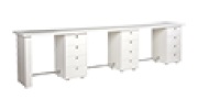 Маникюрные столы на 3 рабочих места